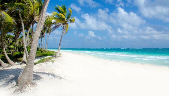 playas públicas en Tulum