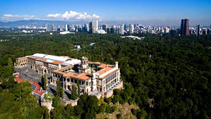primera sección de Chapultepec