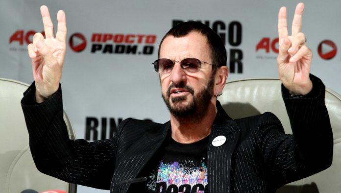 Ringo Starr compuso Las Bisas a Acapulco