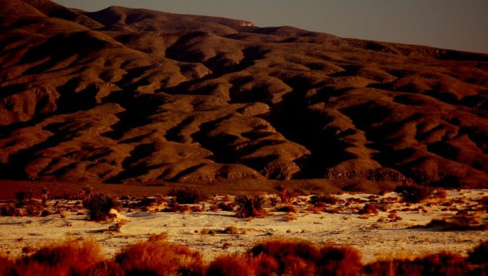 Ruta del Desierto en Coahuila