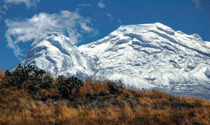 Téyotl: Una impresionante montaña de la Sierra Nevada de Puebla que debes conocer