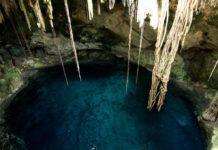 Tres cenotes de Cuzamá