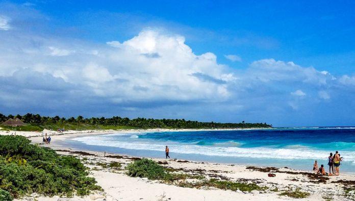 Xcacel en Quintana Roo