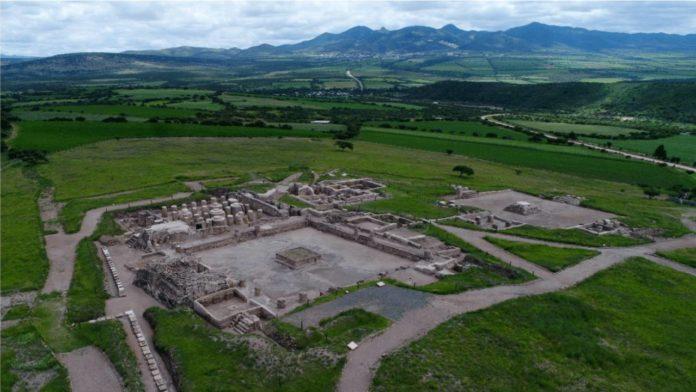 zonas arqueológicas zacatecas alta vista