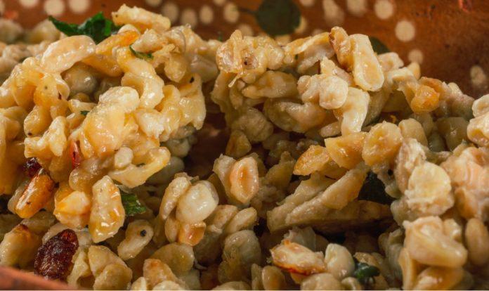 ¿Comerías huevecillos de mosco? Así es el Ahuautle, el caviar azteca
