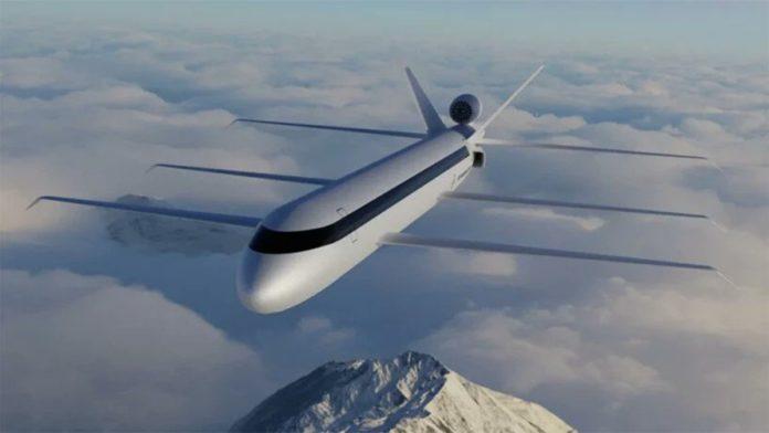 Avión de tres alas promete revolucionar los viajes comerciales