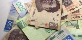 Billetes de 500 pesos