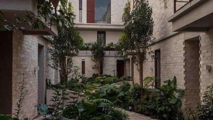 casa jardin escandón