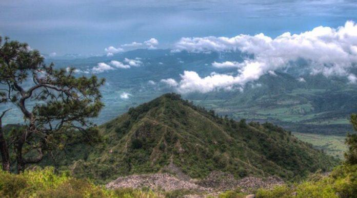 Ceboruco: El imponente volcán apagado de Nayarit