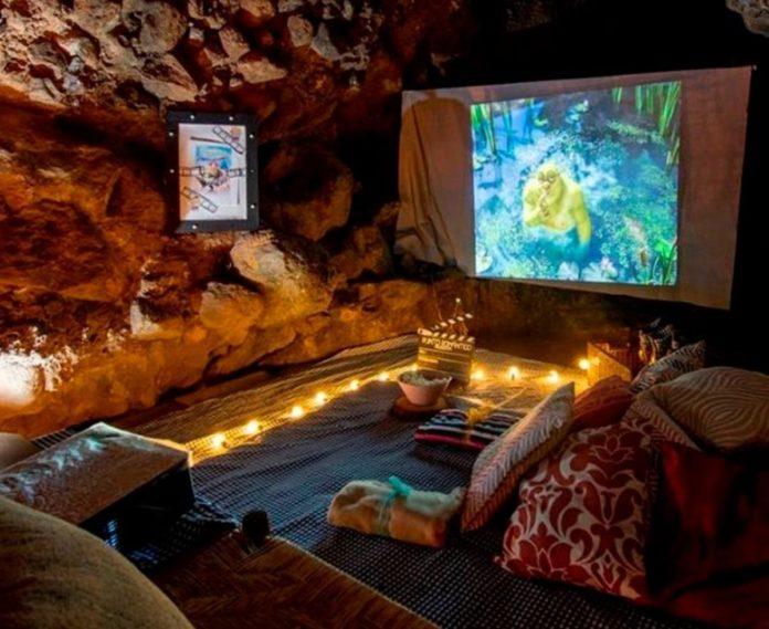 Disfruta del Cine en la Cueva muy cerca de la CDMX