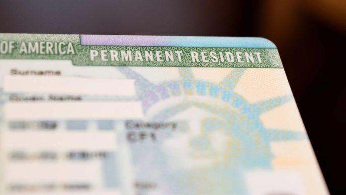 green card precio