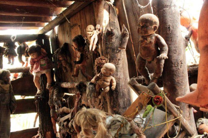 Isla de las muñecas, un lugar tenebroso de Xochimilco que debes visitar