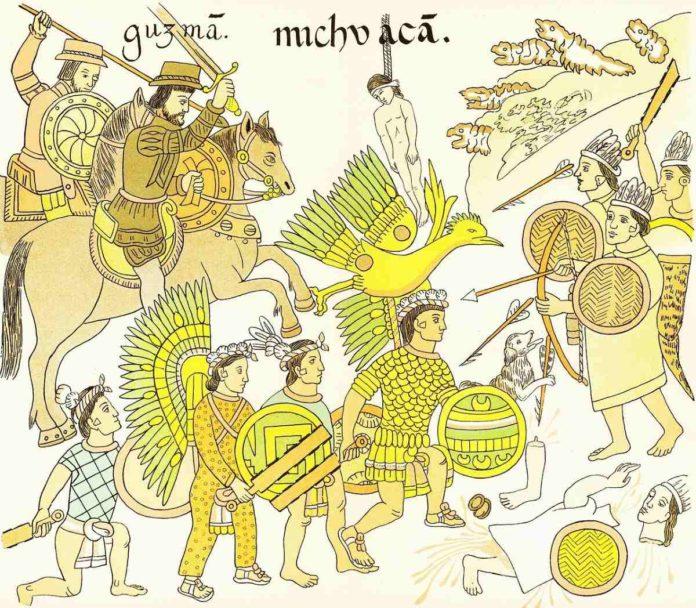 Las mujeres que pelearon a lado de Cortés en La Conquista