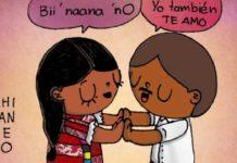 lenguas indígenas te amo