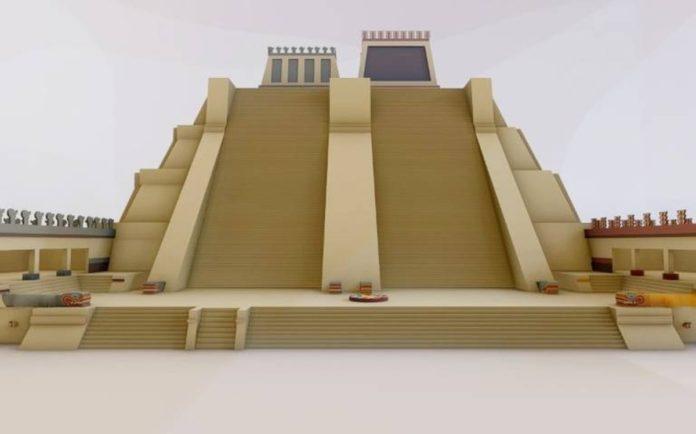 Maqueta monumental se apoderará del Zócalo de la CDMX
