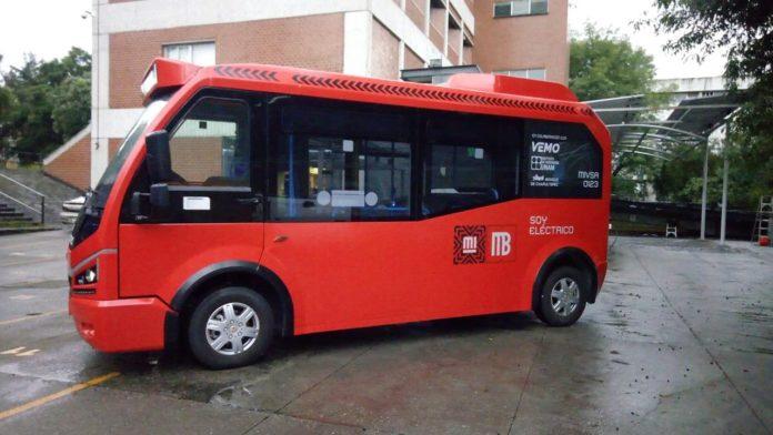 Metrobús bebé de CDMX enternece las redes sociales
