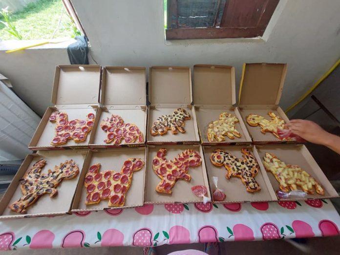 Pizzaurios, las pizzas yucatecas que se extinguirán en tu boca