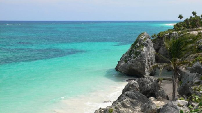 playas mexicanas nasa