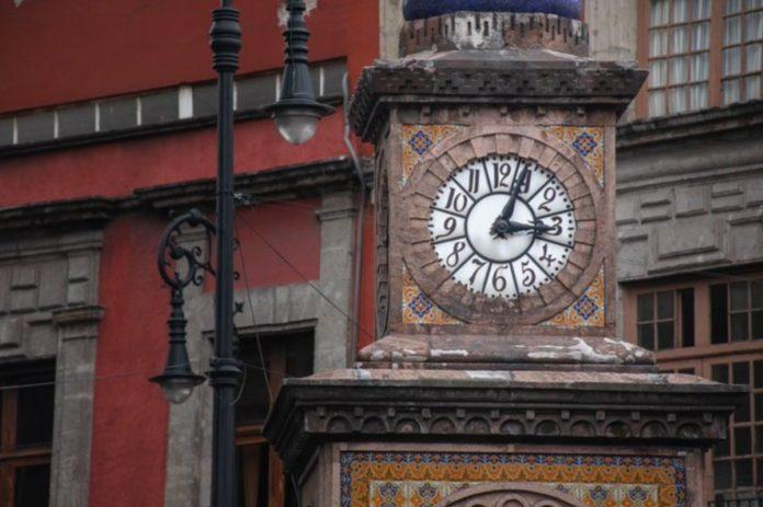 Reloj Otomano de CDMX, un símbolo de fraternidad
