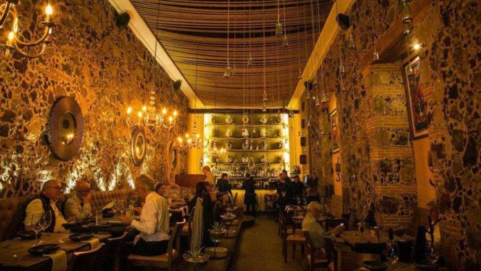 restaurantes edificios historicos