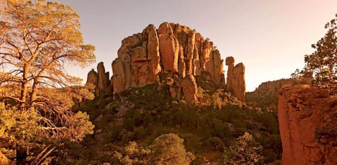 Sierra de Órganos, un paraíso custodiado por colosos de piedra