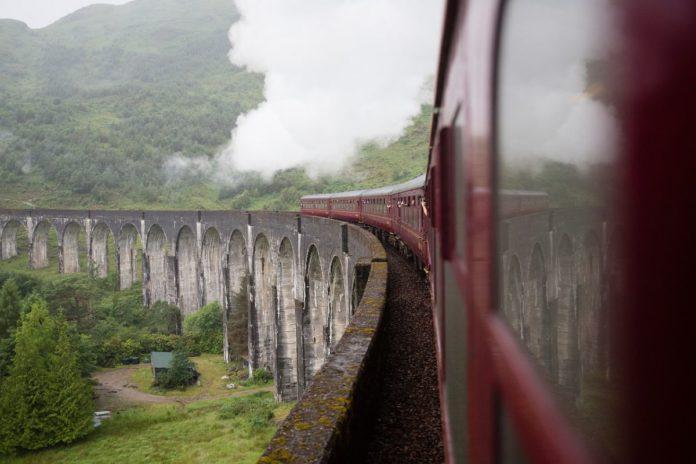 Increíbles viajes en tren que debes hacer al menos una vez en la vida