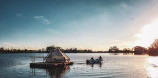 Vlotkamp, el camping sobre el agua que está cautivando a Europa