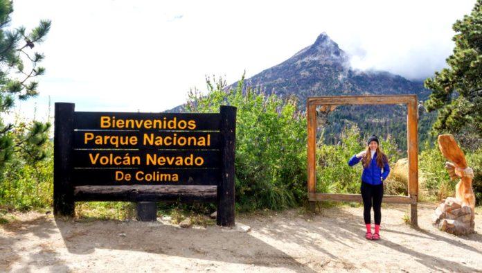Volcán Nevado de Colima
