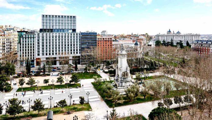 VP Plaza España Design