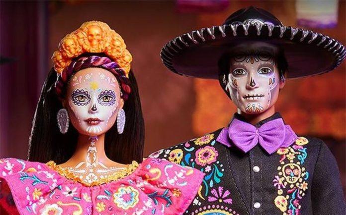 Barbie Día de Muertos, un homenaje a las tradiciones mexicanas