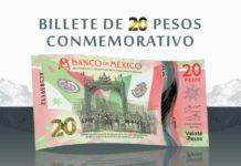 ¡Es bellísimo! Banxico presentó el nuevo billete de 20 pesos