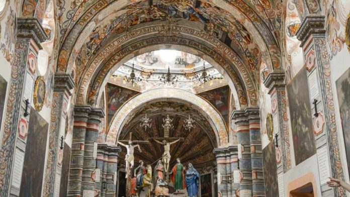 capilla sixtina mexicana