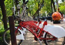 ciclovía centro histórico