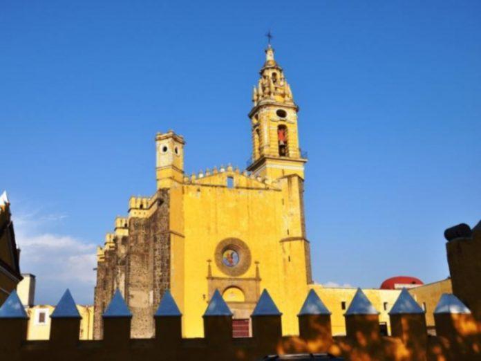 Convento de San Gabriel, un inmueble que sobrevive al paso de los años