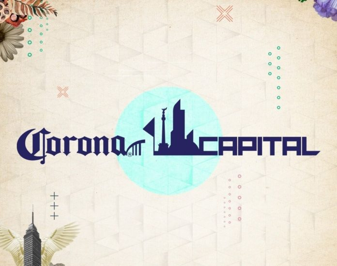 Revelan cartel oficial del Corona Capital 2021