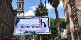 corredor cultural centro historico