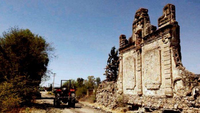 Exhacienda San José del Carmen