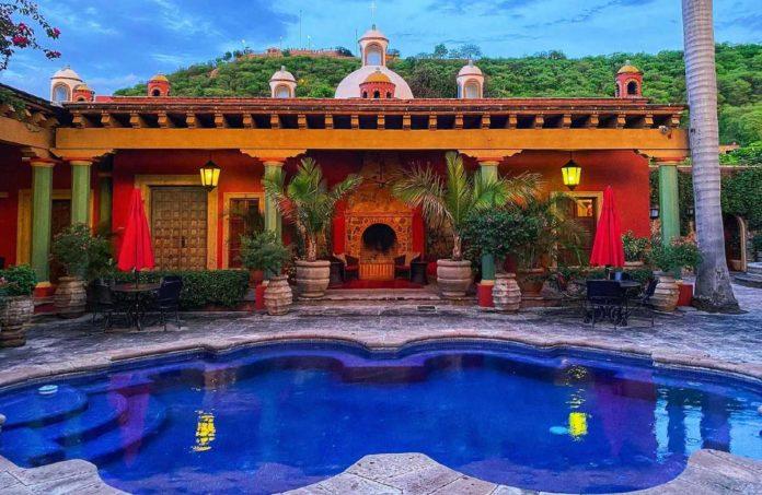 Hacienda de los Santos, un lugar donde el tiempo no pasa