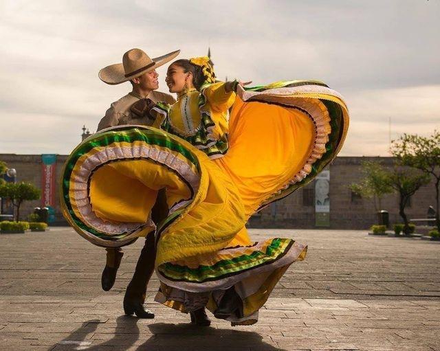 Jarabe Tapatío, origen de este tradicional baile