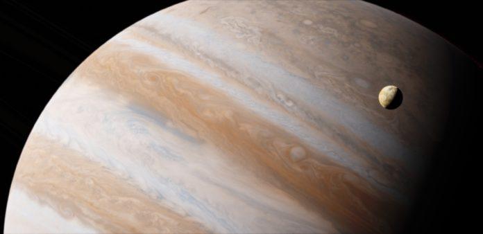 Astrónomo capta el momento en que un objeto se impacta contra Júpiter
