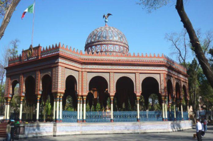 Kiosco Morisco: 111 años de historia y encanto mudéjar en Santa María la Ribera