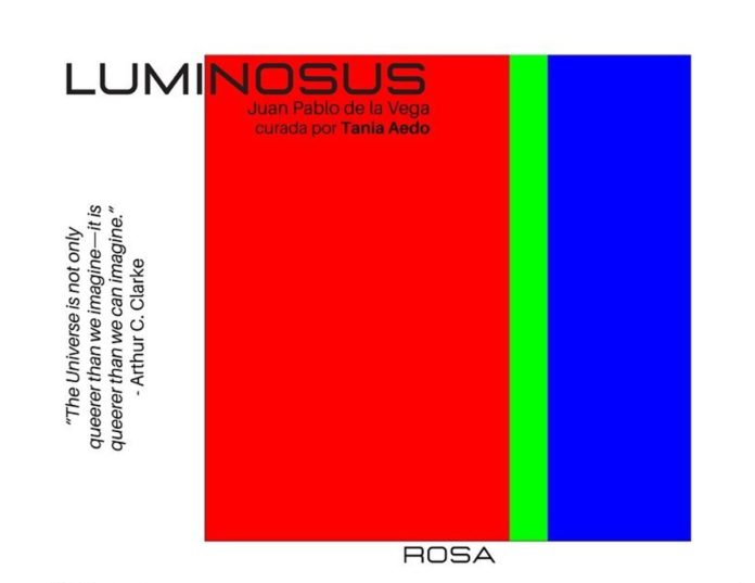 Luminosus, una exposición muy colorida que enamorará tus sentidos