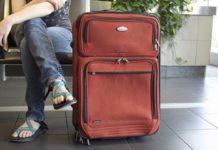 maleta artículos no documentar