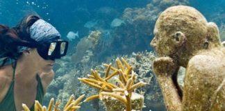 museo subacuático de arte