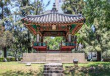 Pabellón Coreano, un rincón del Bosque de Chapultepec que debes conocer