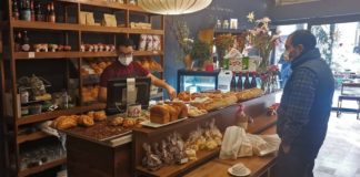 panaderías francesas