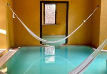 piscina maya hacienda puerta campeche