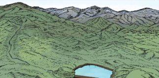 Presa Purrón, un legado arquitectónico de las culturas prehispánicas