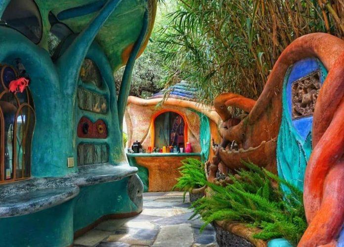 Rancho Cascabel, un lugar surrealista que te hará sentir en un cuento de hadas