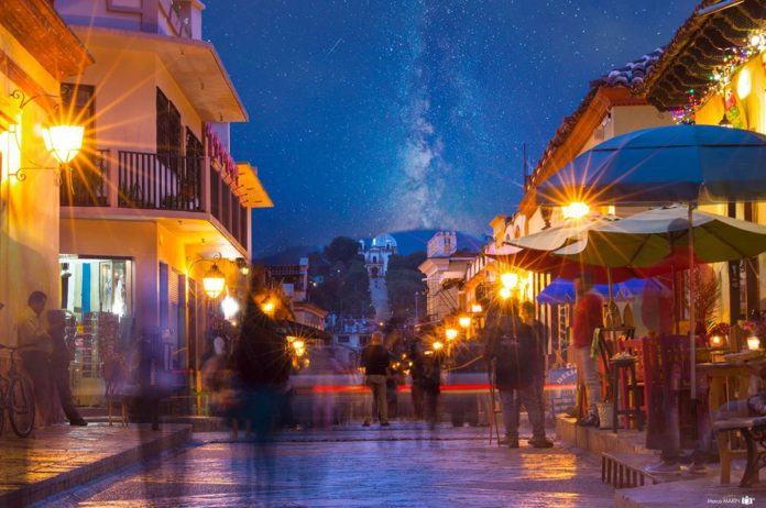 Andador Turístico de San Cristóbal de las Casas, la calle más auténtica de Chiapas